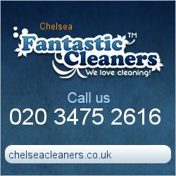 Cleaners Chelsea London