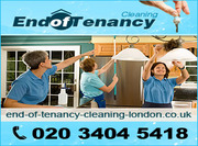 End of Tenancy Cleaners london London