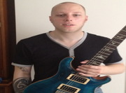 Basingstoke Rock Guitar Tutor Simon Perrin Basingstoke