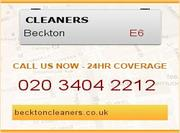 Cleaning Services Beckton London