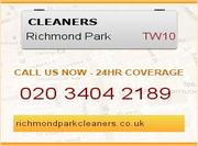 Cleaning Services Richmond London