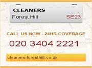 Cleaners Forest Hill London