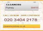 Cleaners Putney London