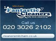 Cleaners Mitcham London