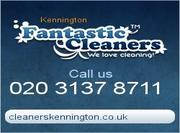 Cleaners Kennington London