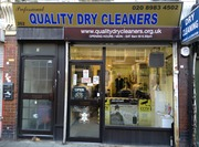 Quality Dry Cleaners London