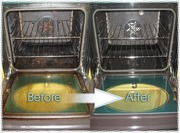 Oven Cleaning Corby London