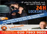 Home Security Locksmith Camden London