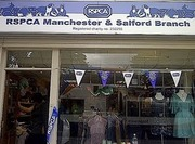 RSPCA Didsbury Charity Shop Manchester