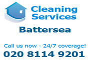 Cleaning Services Battersea London