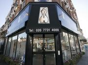 Buty Salon London