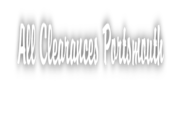 All Clearances Portsmouth Southampton
