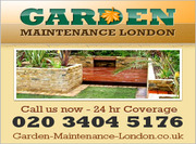 Garden Maintenance London London