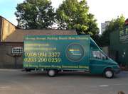Russell Squad Removals London