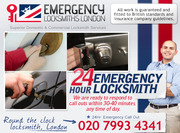 Emergency Locksmiths London London