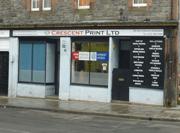 Crescent Print Edinburgh
