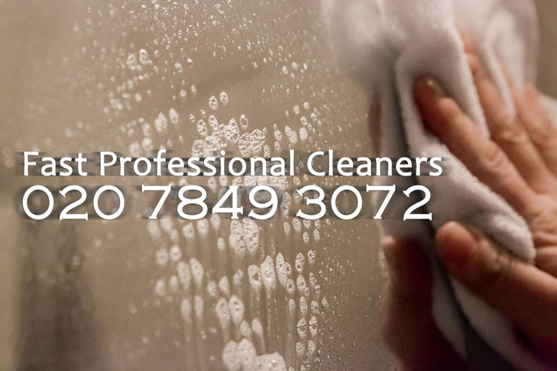 Fast Professional Cleaners London