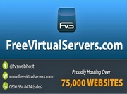 Free Virtual Servers Leicester