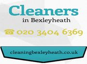 Cleaners in Bexleyheath London