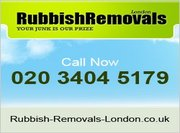 Rubbish removal London London