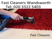 Fast Cleaners Wandsworth London