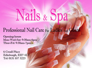 Nails & Spa Edinburgh