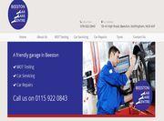 Beeston Car Care Centre Nottingham