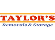 "Taylor""s Removals & Storage Surrey"