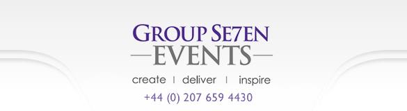 Group Se7en Events London