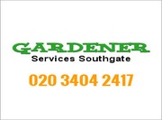Gardener Services Southgate London