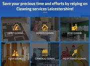 Cleaners Leicestershire Leicester