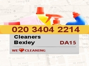 Cleaning Services Bexley London