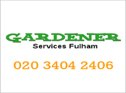 Gardeners Fulham London