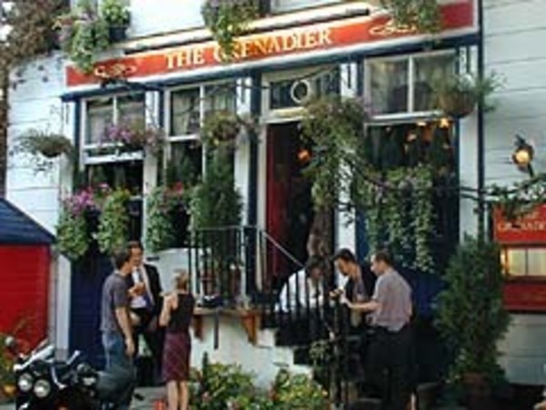 The Grenadier London