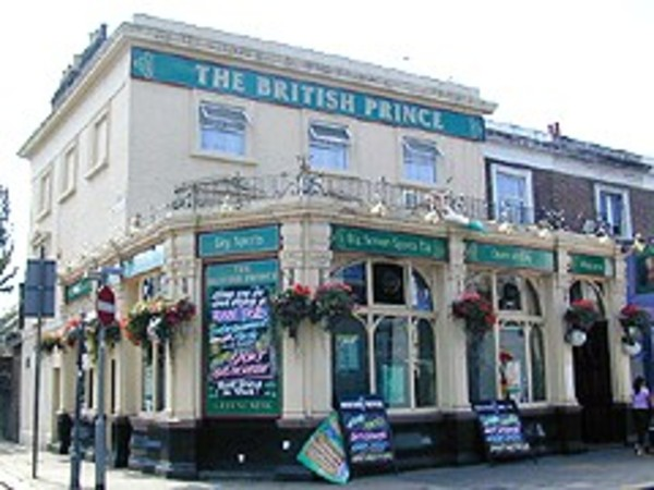 The British Prince London