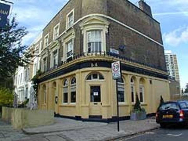 Fentiman Arms London