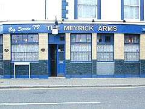 The Meyrick Arms London