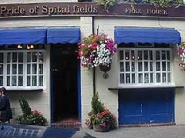 Pride Of Spitalfields London
