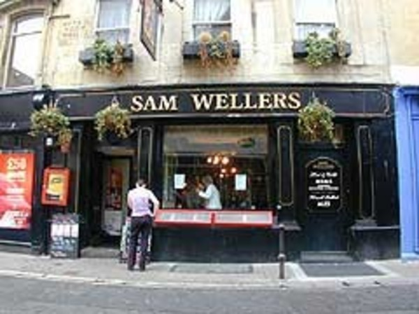 Sam Wellers Bath
