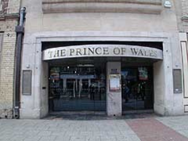 Prince Of Wales Cardiff
