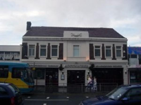 The Auctioneer Blackpool