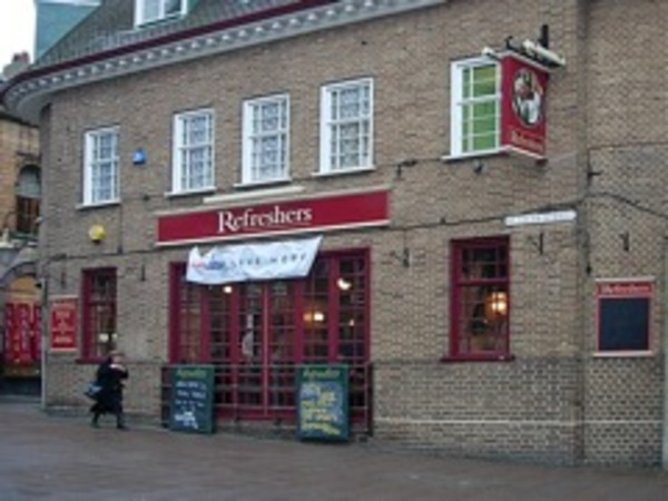 Refreshers Norwich