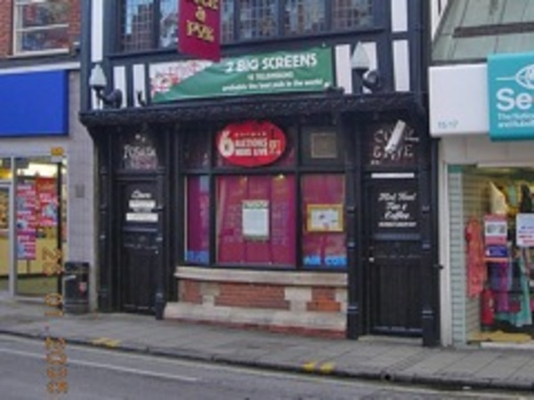Cock and pye ipswich