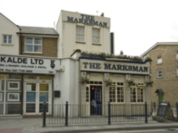 The Marksman London