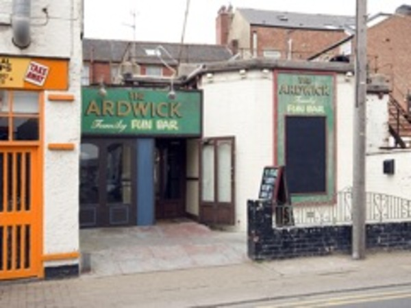 The Ardwick Blackpool