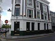 The Mall Tavern London
