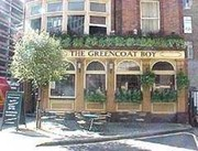 The Greencoat Boy London