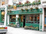 The Hercules Pillars London