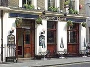 The Running Horse London