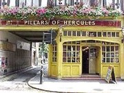 Pillars Of Hercules London